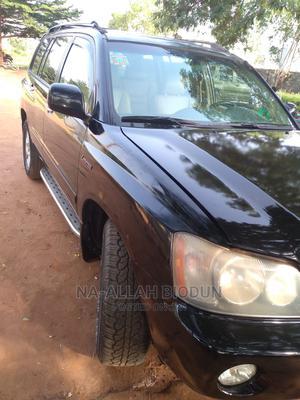 Toyota Highlander 2006 V6 Black   Cars for sale in Abuja (FCT) State, Dutse-Alhaji