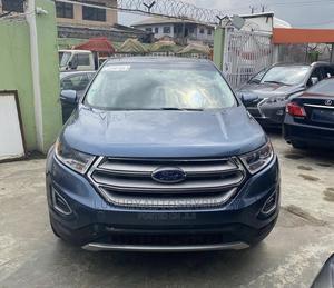Ford Edge 2019 Blue   Cars for sale in Lagos State, Ifako-Ijaiye