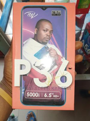 New Itel P36 16 GB Gray | Mobile Phones for sale in Oyo State, Akinyele