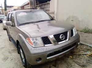 Nissan Pathfinder 2006 LE 4x4 Brown   Cars for sale in Lagos State, Ajah
