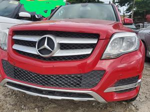 Mercedes-Benz GLK-Class 2010 350 4MATIC Red | Cars for sale in Lagos State, Ajah