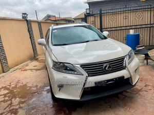 Lexus RX 2015 350 AWD White | Cars for sale in Lagos State, Magodo