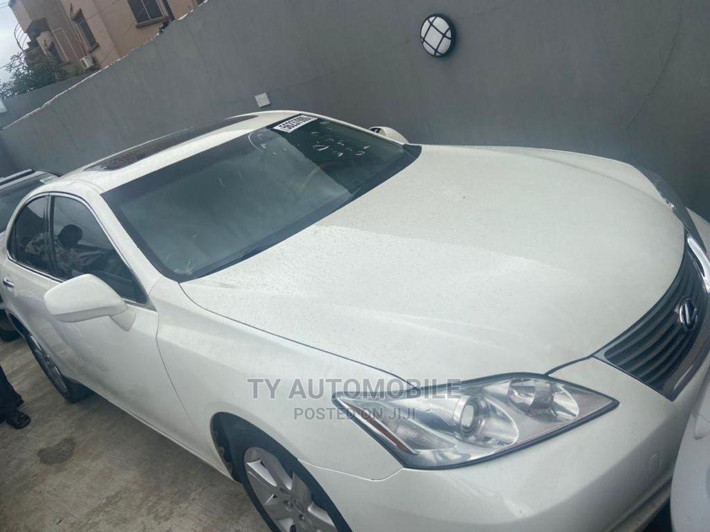 Lexus ES 2007 350 White   Cars for sale in Ikeja, Lagos State, Nigeria