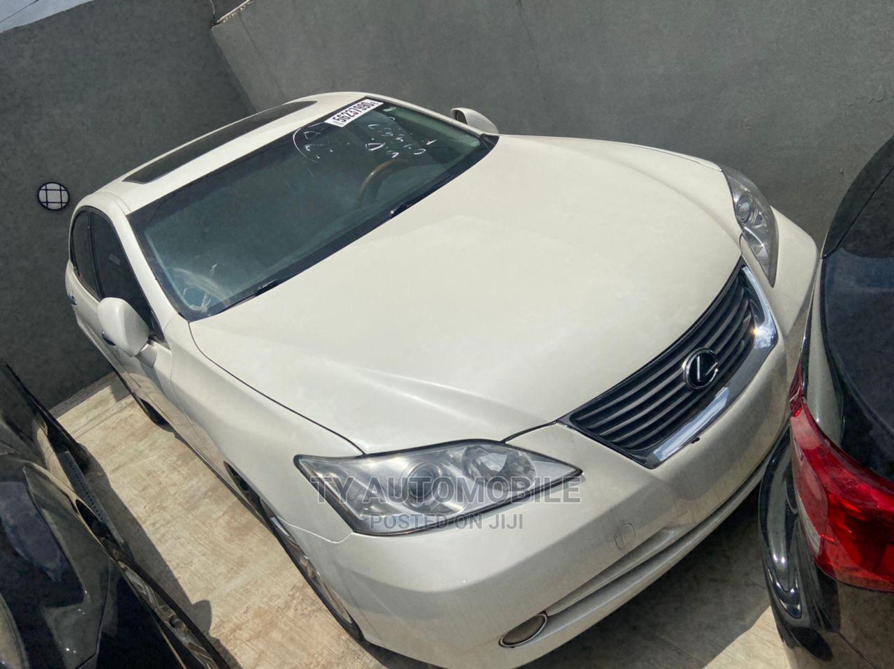 Lexus ES 2007 350 White