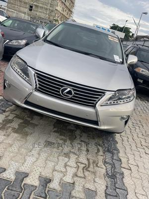 Lexus RX 2014 350 AWD Silver   Cars for sale in Lagos State, Ajah