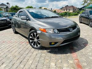 Honda Civic 2008 Coupe 1.8 LX Automatic Gray | Cars for sale in Abuja (FCT) State, Mabushi