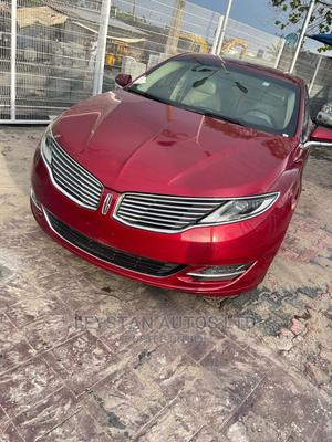 Lincoln MKZ 2012 Red   Cars for sale in Lagos State, Ajah