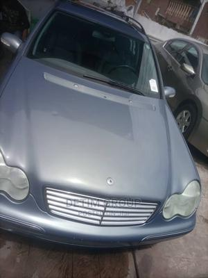 Mercedes-Benz C240 2005 Gray | Cars for sale in Lagos State, Surulere
