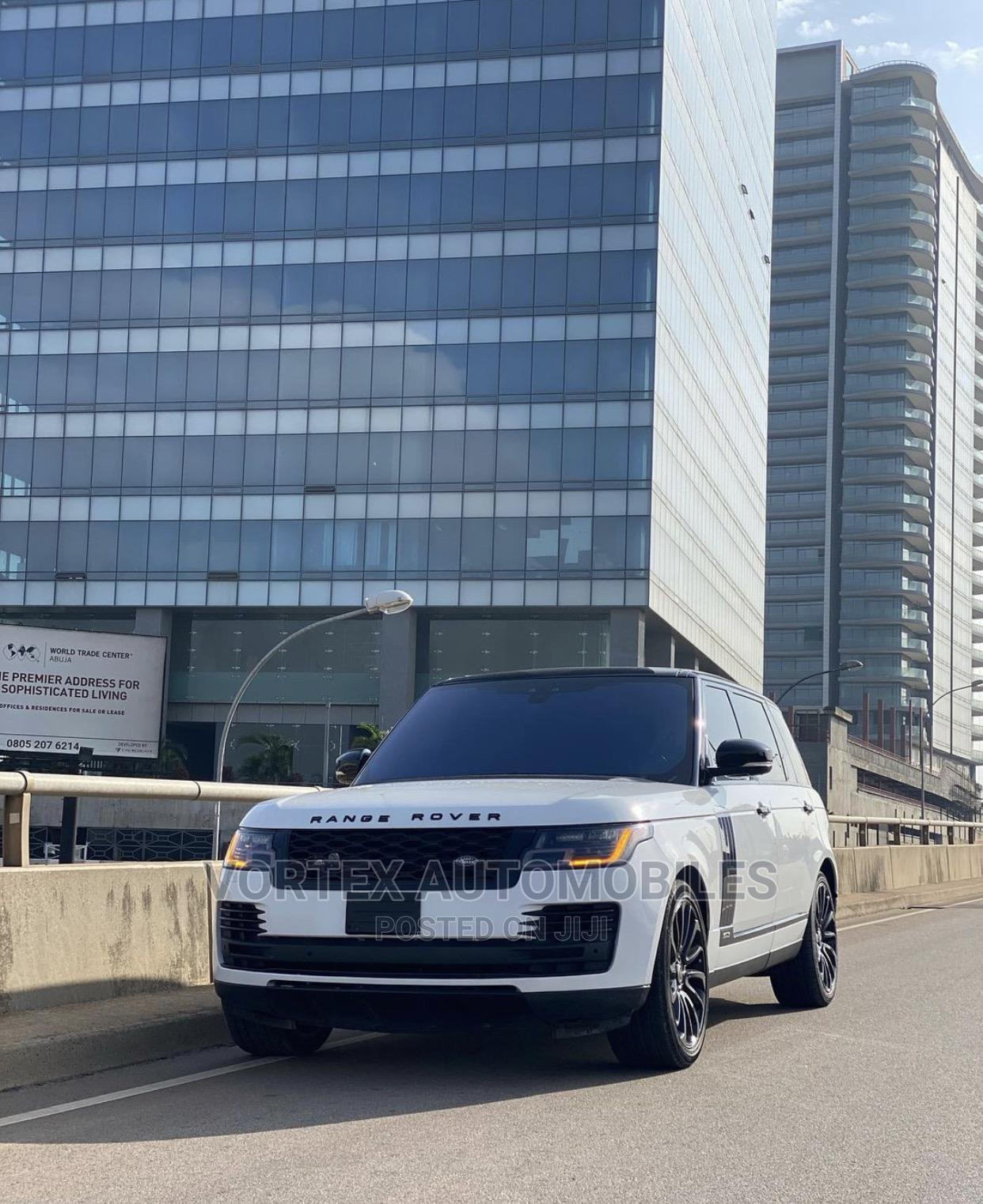 Land Rover Range Rover 2017 White | Cars for sale in Garki 2, Abuja (FCT) State, Nigeria