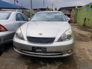 Lexus ES 2006 Silver | Cars for sale in Lagos State, Agege