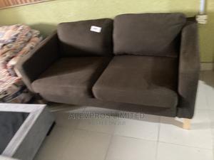 2 Seater Coffee Brown Sofa | Furniture for sale in Lagos State, Amuwo-Odofin
