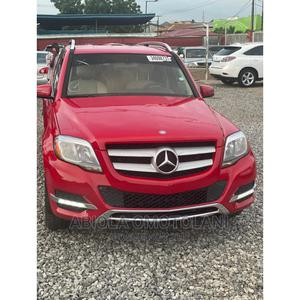 Mercedes-Benz GLK-Class 2013 350 4MATIC Red | Cars for sale in Lagos State, Magodo