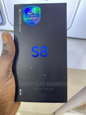 New Samsung Galaxy S8 64 GB Black | Mobile Phones for sale in Rivers State, Port-Harcourt