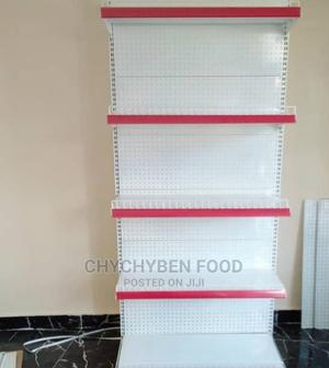 Single Sided Supermarket Shelf | Restaurant & Catering Equipment for sale in Lagos State, Amuwo-Odofin