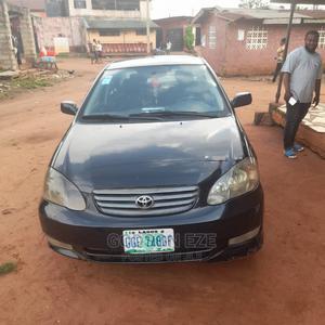 Toyota Corolla 2004 Sedan Automatic Blue | Cars for sale in Delta State, Oshimili South