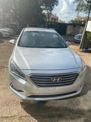Hyundai Sonata 2016 Silver   Cars for sale in Abuja (FCT) State, Garki 1