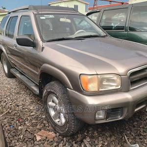 Nissan Pathfinder 2003 SE AWD SUV (3.5L 6cyl 4A) Gray | Cars for sale in Lagos State, Agege