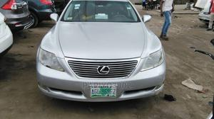 Lexus LS 2008 460 AWD Silver | Cars for sale in Lagos State, Ikeja