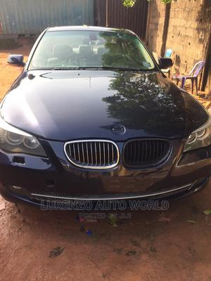BMW 528i 2008 Blue   Cars for sale in Lagos State, Isolo