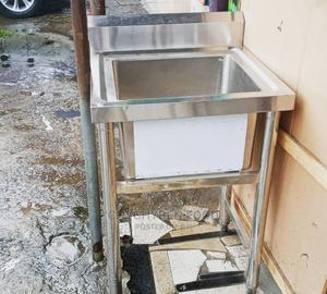 Single Bowl Washing Sink | Restaurant & Catering Equipment for sale in Lagos State, Amuwo-Odofin