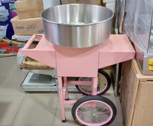 Cotton Candy With Cart   Restaurant & Catering Equipment for sale in Lagos State, Amuwo-Odofin