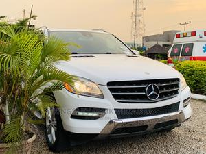 Mercedes-Benz M Class 2014 White | Cars for sale in Abuja (FCT) State, Jahi