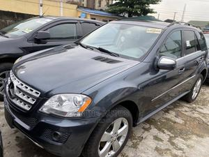 Mercedes-Benz M Class 2010 ML 350 4Matic Gray   Cars for sale in Lagos State, Ikeja