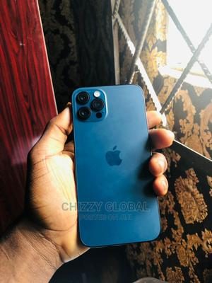 Apple iPhone 12 Pro 128 GB Blue | Mobile Phones for sale in Edo State, Ekpoma