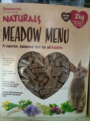 Rabbit Food Menu 2kg | Pet's Accessories for sale in Lagos State, Agege