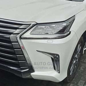 Lexus LX 2016 570 (5 Seats) AWD Silver | Cars for sale in Lagos State, Surulere