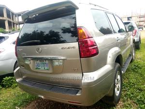 Lexus GX 2005 470 Sport Utility Gold | Cars for sale in Abuja (FCT) State, Central Business District