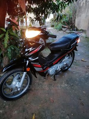 Haojue HJ110-2C 2018 Black   Motorcycles & Scooters for sale in Kaduna State, Zaria