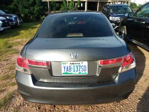 Honda Accord 2010 Sedan LX Gray | Cars for sale in Abuja (FCT) State, Central Business District