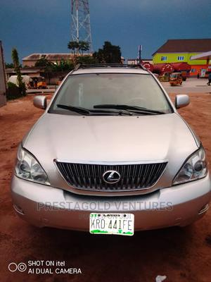 Lexus RX 2005 330 Silver | Cars for sale in Lagos State, Alimosho