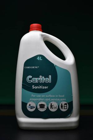 Caritol Surface Sanitizer 4L   Home Accessories for sale in Lagos State, Ikeja