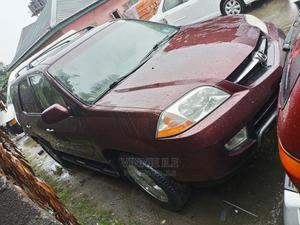 Acura MDX 2004 Sport Utility Red   Cars for sale in Rivers State, Port-Harcourt