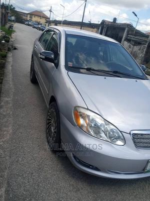Toyota Corolla 2006 LE Silver | Cars for sale in Delta State, Warri