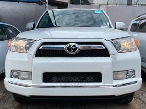 Toyota 4-Runner 2010 SR5 4WD White   Cars for sale in Lagos State, Ikeja