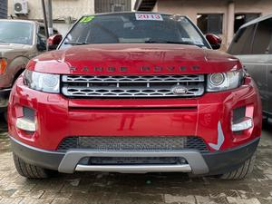 Land Rover Range Rover Evoque 2014 Red | Cars for sale in Lagos State, Ikeja