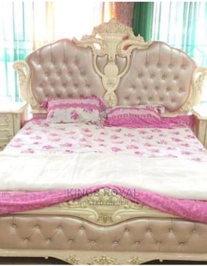 Imported Executive Royal Sofa Bed With 2 Yrs Warranty | Furniture for sale in Lagos State, Lekki