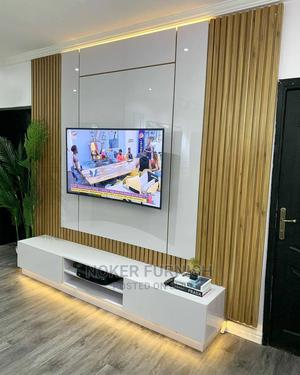TV Stand Console Panel   Furniture for sale in Lagos State, Ikeja