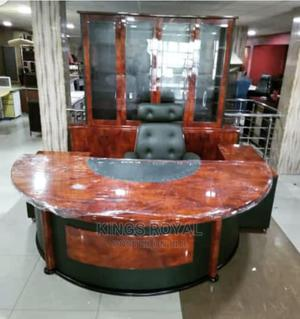 Imported Executive Office Table With the Executive Chair | Furniture for sale in Lagos State, Magodo
