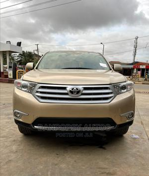Toyota Highlander 2008 Limited Gold   Cars for sale in Lagos State, Isolo