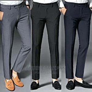 3 in 1 QUALITY SUIT TROUSERS   Clothing for sale in Lagos State, Alimosho