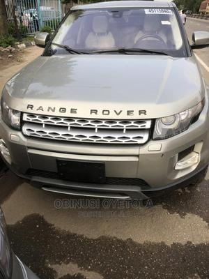 Land Rover Range Rover Evoque 2012 Dynamic Gray | Cars for sale in Lagos State, Ikeja