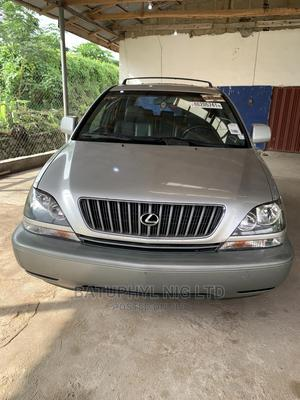 Lexus RX 1999 300 Silver | Cars for sale in Oyo State, Ibadan