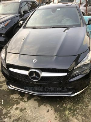 Mercedes-Benz CLA-Class 2017 Black   Cars for sale in Lagos State, Ikeja