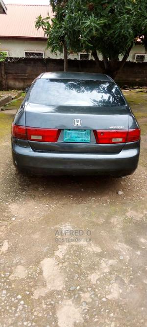Honda Accord 2007 2.4 Gray   Cars for sale in Abuja (FCT) State, Asokoro