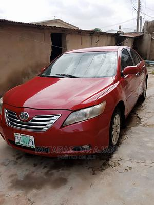 Toyota Camry 2007 Red | Cars for sale in Oyo State, Ibadan