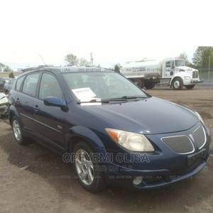 Pontiac Vibe 2005 1.8 AWD Blue | Cars for sale in Oyo State, Ibadan